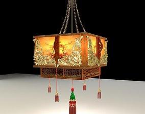 3D model Chinese Palace Lantern chinese palace