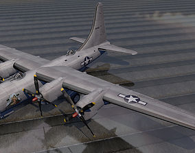 3D Consolidated B-32 Dominator