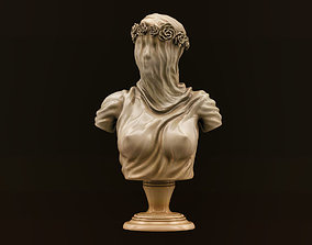 Veiled Lady 3D print model