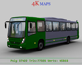 Marcopolo Scania 3D asset