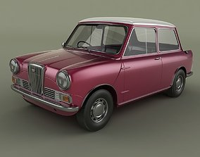 3D model Wolseley Hornet