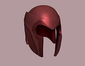 3D asset Magneto Helmet - X-Men - Sci Fi Character Costume