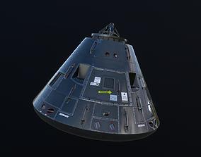 3D model Apollo Command Module