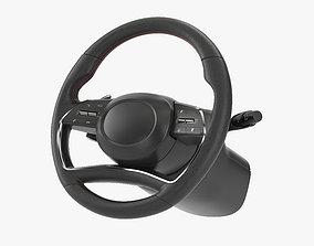 Steering Wheel 3D no