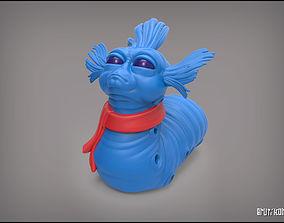 Ello Worm 3D printable model
