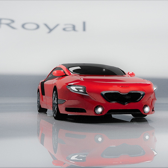 Royal +G 17  Automotive Concept