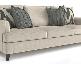 3D model Bernhardt Addison sofa furniture