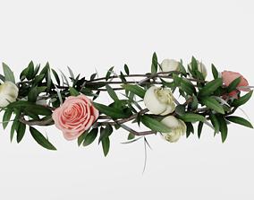 Flower Crown 3D