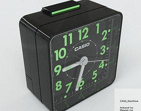 3D model CASIO Alarm Clock
