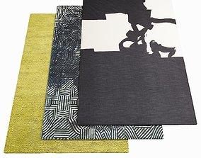 3D model NANIMARQUINA Carpet for variations 2