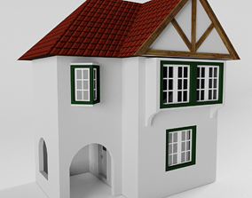 Small House 3D 1937