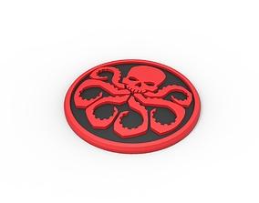 3D printable HYDRA emblem