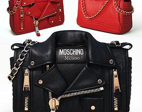 bag MOSCHINO 3D