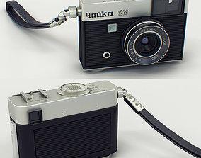 3D Camera Chaika 2M retro