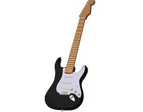 Fender Guitar 3D print