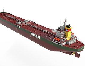 3D asset Tanker Panamax