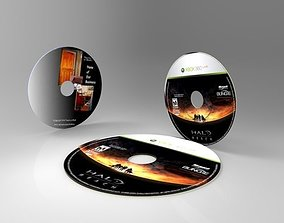 3D Compact Disk