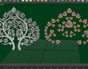 BODHI TREE 3D asset