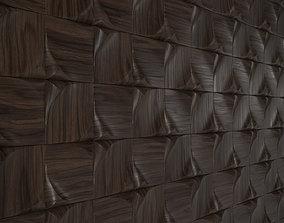 Wooden Decorative Wall Panels 3D PBR