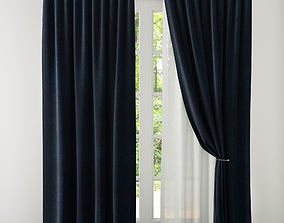 3D Curtain curtain