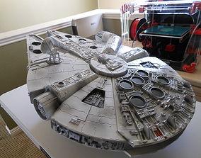 jedi Millennium Falcon 3D printable model