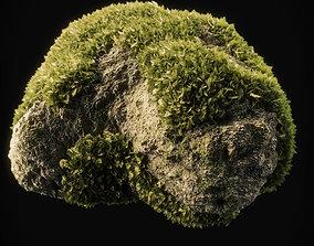 3D model Moss Low Poly 8