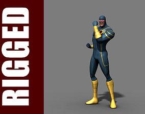 Cyclops Rig 3D model