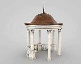 3D asset Architectural Element 073