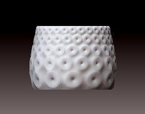3D printable model Extended pot 1