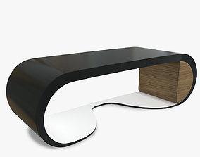 Goggle Desk table 3D