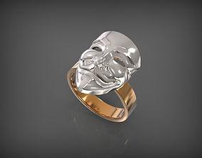 Ring Mask STL 3D printable model