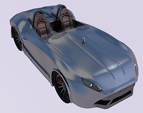 Car catfish 3D