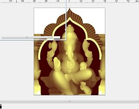Lord Ganesh 3D print model