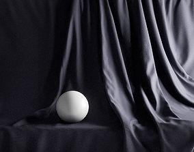 Presentation Commode Cloth v01 3D