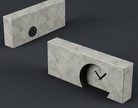 alarm 3D Table clock