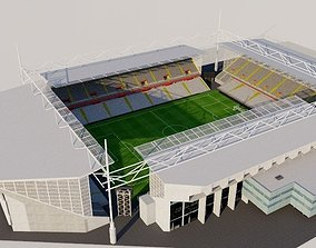 3D Stade Bollaert-Delelis - RC Lens