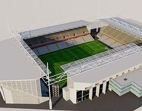 Stade Bollaert-Delelis - RC Lens 3D