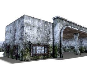 3D asset Tunnel