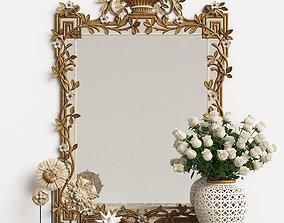 Mirror Chelini Art 1201 3D