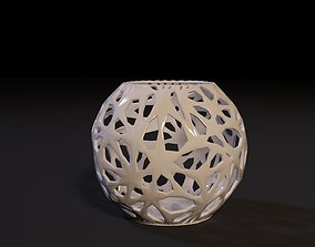 3D print model Beautiful vase decor