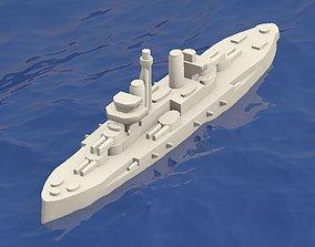 Dreadnought Minas Gerais 3D print model