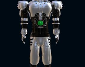 3D model Kamen rider