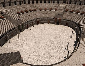 3D The Roman Colosseum