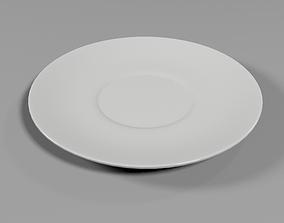 Plate 3D model realtime