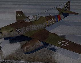 Messerschmitt Me-262 A-1 Schwalbe 3D model