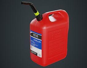 3D model Fuel Can 6A