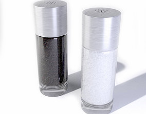 3D model Salt and Pepper Shaker