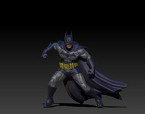 Batman 3D print model - 35mm scale