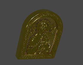 3D printable model Icon Maria