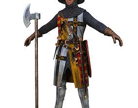 3D knight 2